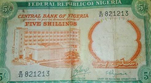 Image result for nigeria shilling