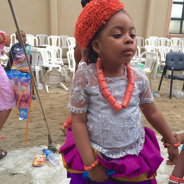 Superb Kids On Traditional Attire From Different Parts Of Nigeria