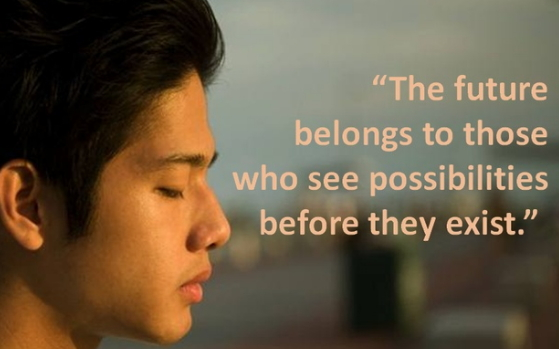 seeing possibilities quotes